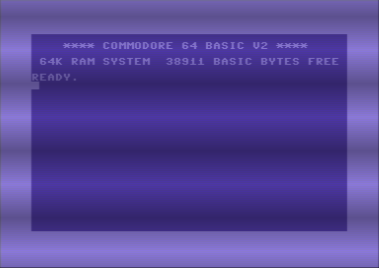 Commodore 64 - vice janicek co